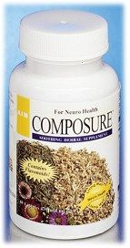 Herbal Stress Formula - Composure